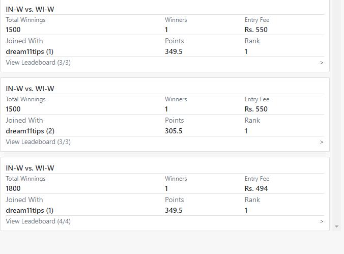 LAST MATCH 100% SL Results-HL VS CC -ULTRA WINNINGS