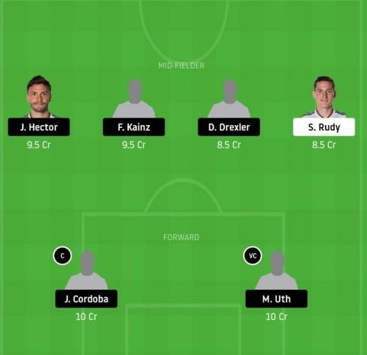 HOF Vs KOL Dream11 Prediction | German Bundesliga 2020