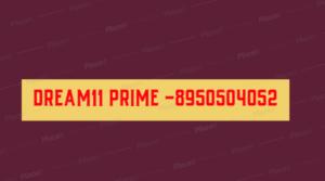 Dream11 prime