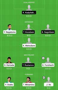 JPN vs KYG Dream11 Prediction
