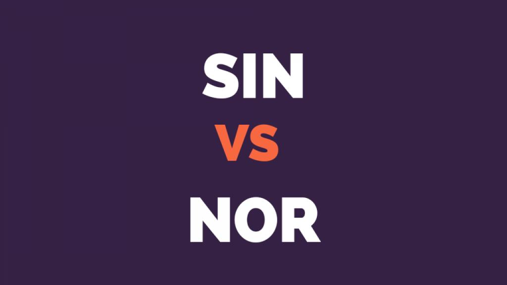 SIN vs NOR Dream11 Prediction