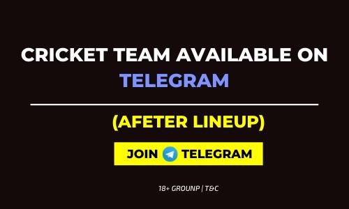 dream11 telegram
